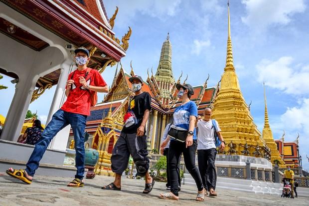 泰国刺激内需促进旅游业复苏 hinh anh 1