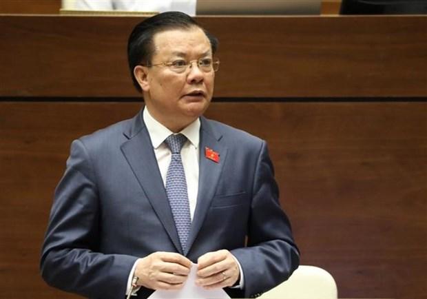 第十四届国会第九次会议:加大吸引外资力度 促进经济增长 hinh anh 1