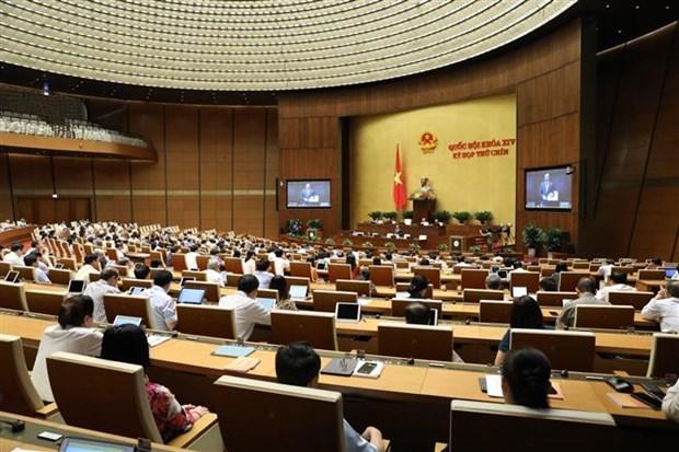第十四届国会第九次会议:加大吸引外资力度 促进经济增长 hinh anh 2