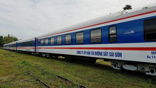越南铁路业推出4600张半价火车票 hinh anh 1
