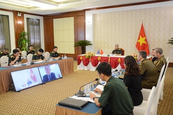 促进越南与加拿大和澳大利亚之间的防务合作 hinh anh 3
