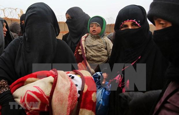 越南呼吁国际社会加强对叙利亚的人道主义援助 hinh anh 2