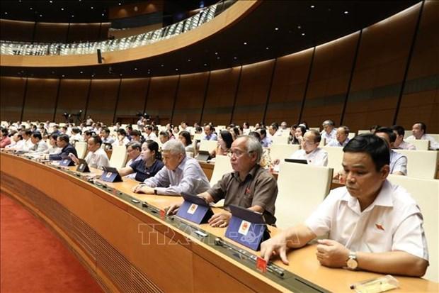越南第十四届国会第九次会议公报(第十九号) hinh anh 1