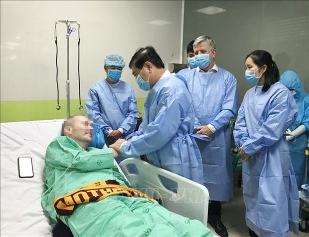18日下午越南新增境外输入新冠肺炎确诊病例7例 hinh anh 1