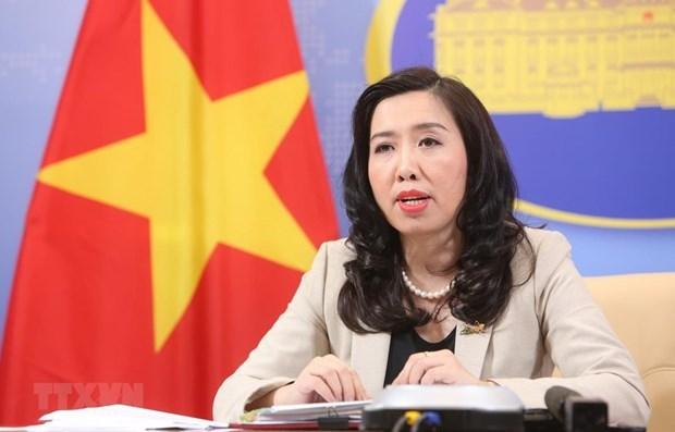 越南在遵守各项新冠肺炎疫情防控措施的基础上逐步恢复正常出行 hinh anh 1