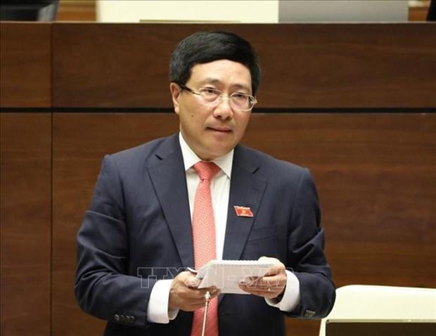 越南政府总理决定成立促进投资合作工作组 hinh anh 1