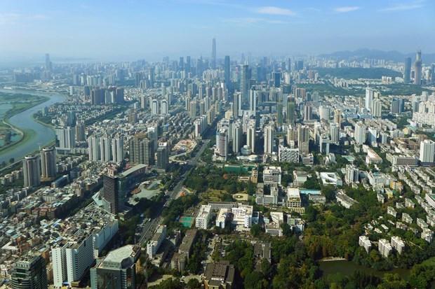 新加坡与中国促进实施智慧城市合作倡议 hinh anh 1