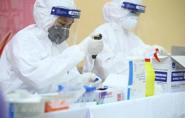 越南连续63天无新增本地病例 10名患者当中有4名患者二次以上检测结果呈阴性反应 hinh anh 1