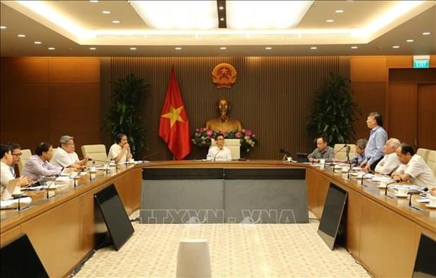确保《越南历史书籍》和《越南国家地志》按期保质完成 hinh anh 1