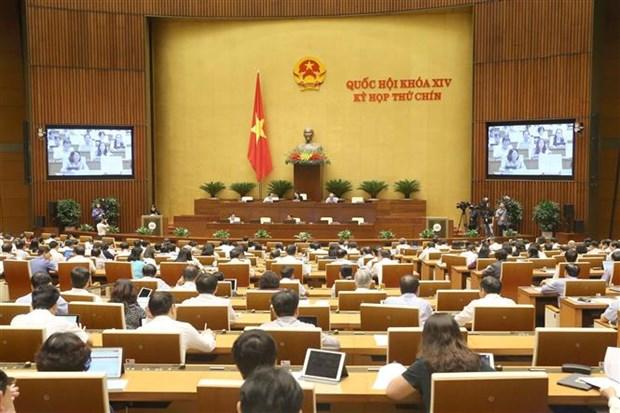 越南国会通过关于根据EVIPA规定承认和执行争端解决机构判决的决议 hinh anh 2