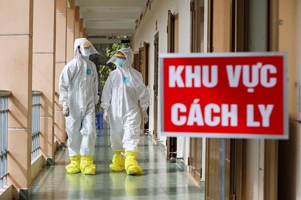 全国无新增新冠肺炎确诊病例 接受隔离和医学观察人员6000多人 hinh anh 1