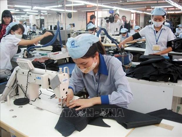 越南与英国投资贸易关系从《越南与欧盟自由贸易协定》中获益 hinh anh 1