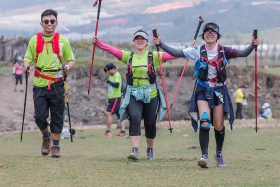 2020年越南第四届国际超级马拉松比赛正式开幕 hinh anh 1