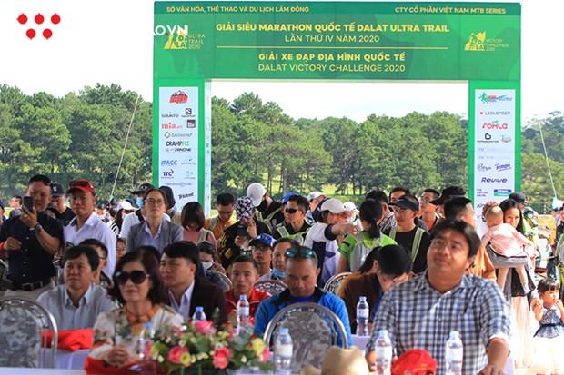 2020年越南第四届国际超级马拉松比赛正式开幕 hinh anh 2