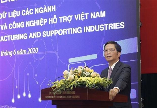 越南辅助工业数据库系统正式亮相 hinh anh 2