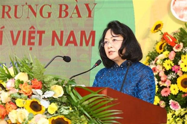 越南新闻博物馆开馆仪式在河内举行 hinh anh 2