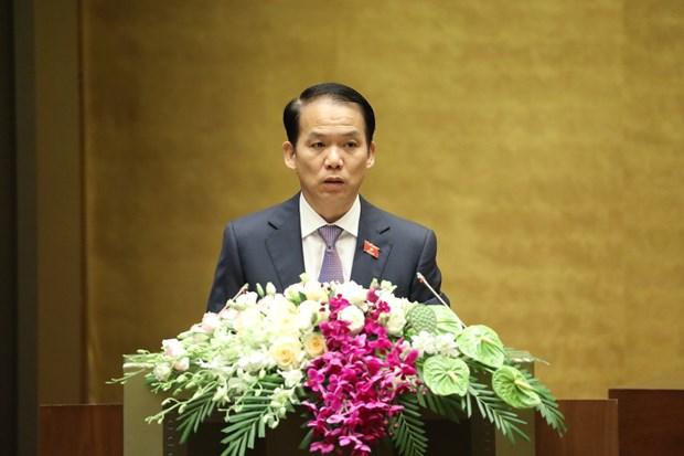 越南国会通过关于试点组织岘港市城市政府模式的决议 hinh anh 1