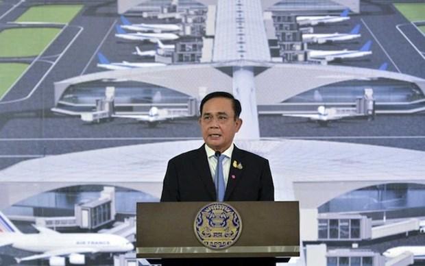 泰国正式签署乌塔堡机场发展合同 hinh anh 1