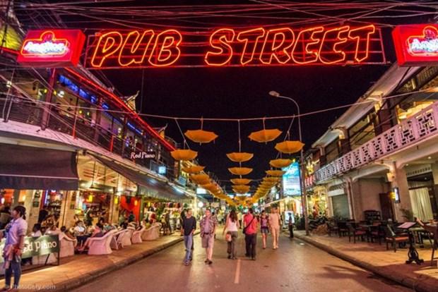 柬埔寨旅游业预计至2025年才能完全恢复正常 hinh anh 1