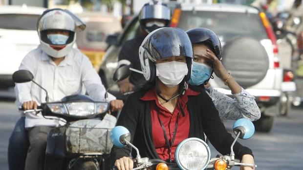 柬埔寨政府帮助贫困人克服新冠肺炎疫情的影响 hinh anh 1