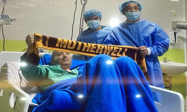 新冠肺炎疫情:22日下午越南无新增病例 第91例可以离开急救复苏区 hinh anh 1