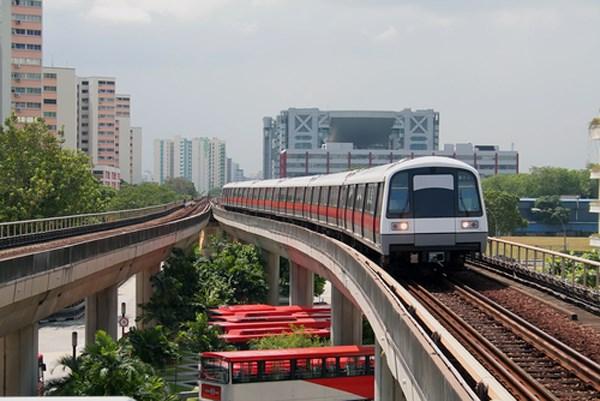 新加坡维持2030年扩大铁路网络的目标 hinh anh 1