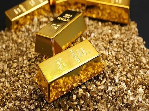 6月22日越南国内黄金价格再次接近4900万越盾 hinh anh 1