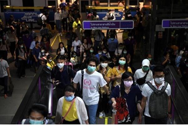 泰国22日新增3例境外输入病例 连续28天未发现本土感染病例 hinh anh 1