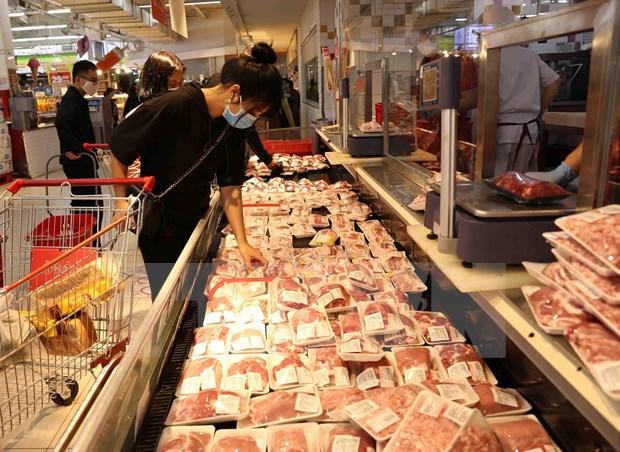 越南消费者即将购买价格合理的欧洲商品 hinh anh 1