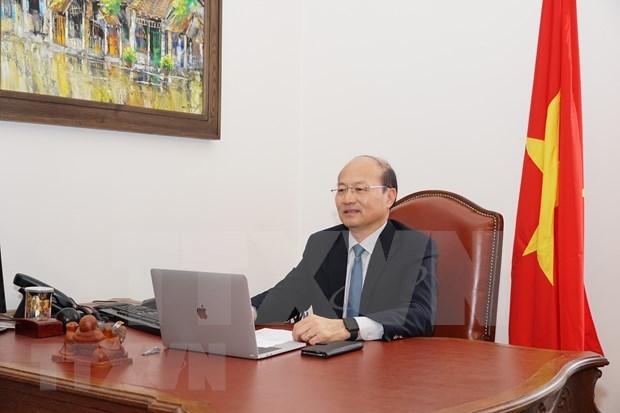 越南分享核技术应用防控新冠疫情经验 hinh anh 1
