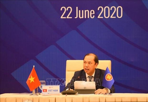 ASEAN 2020: 集中讨论东盟峰会的筹备工作 hinh anh 1