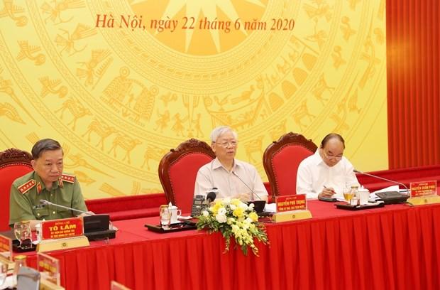 越通社简讯2020.6.22 hinh anh 1