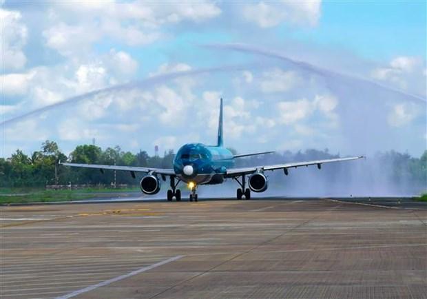 越南国家航空公司新开通三条航线 hinh anh 1