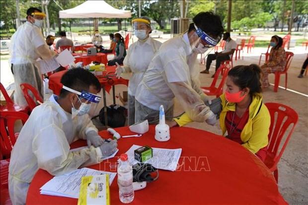 柬埔寨各所学校重新开学计划被推迟到今年年底 hinh anh 1