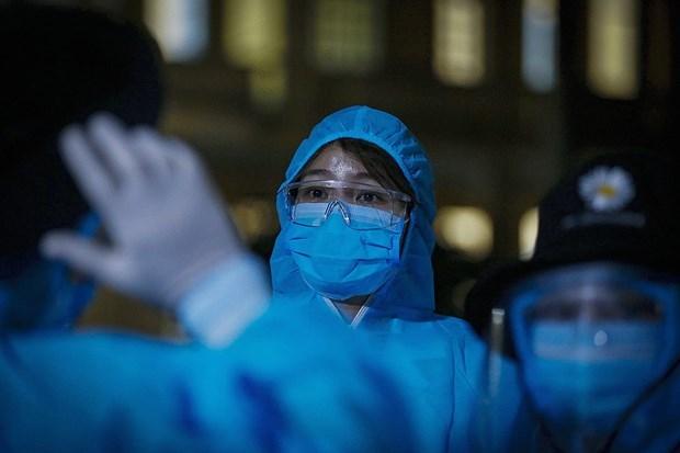 23日下午越南无新增新冠肺炎确诊病例新增一名患者治愈出院 hinh anh 1