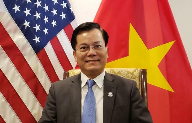 东盟推动致力于和平与可持续发展的伙伴关系 hinh anh 3