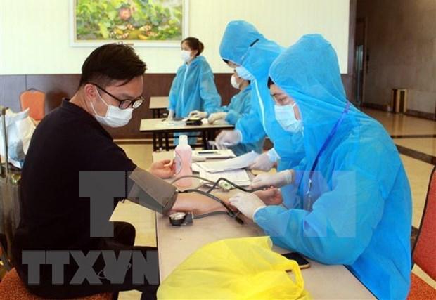 新冠肺炎疫情:越南连续68天无新增本地确诊病例 hinh anh 1