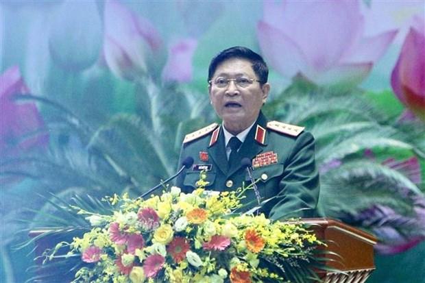 越南政府总理阮春福出席第十届全军决胜竞赛大会 hinh anh 2