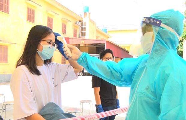 越南新增3例新冠肺炎输入性病例 入境后立即隔离 hinh anh 1