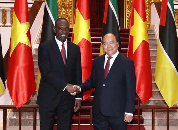 越南与莫桑比克建交45周年:两国各领域的合作取得积极进展 hinh anh 1