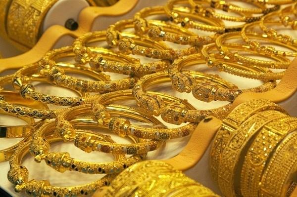 6月24日越南国内黄金价格继续上涨 hinh anh 1