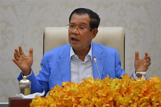 2020年东盟峰会:柬埔寨首相洪森将出席第36届东盟峰会 hinh anh 1