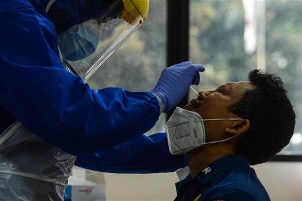 菲律宾与印度尼西亚新增数千例新冠肺炎病例 hinh anh 1