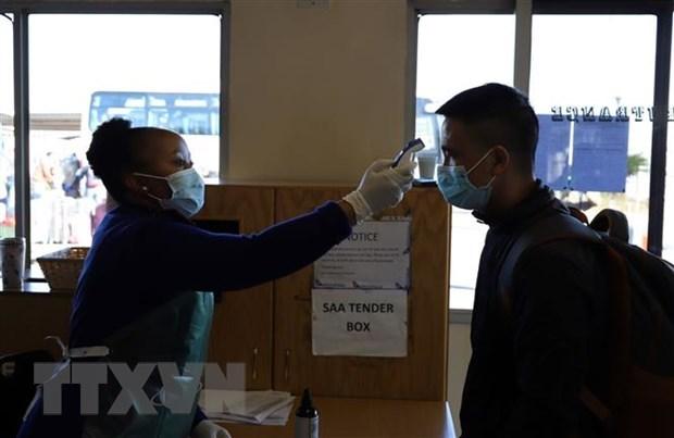 新冠肺炎疫情:把在马来西亚和非洲部分国家的越南公民接回国 hinh anh 1