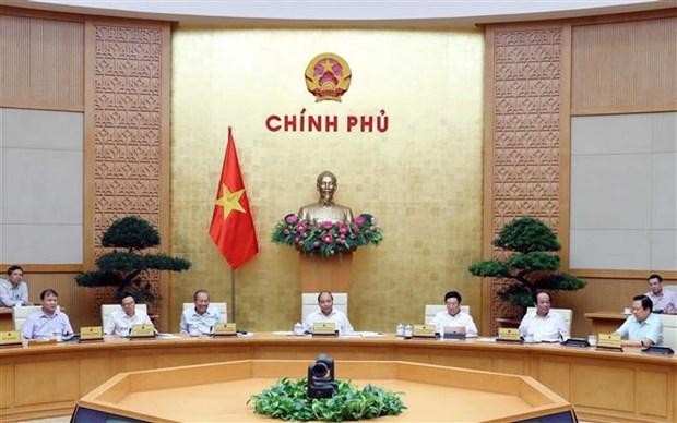 越南政府常务委员就处理工贸部门存在的不足之处会召开会议 hinh anh 1
