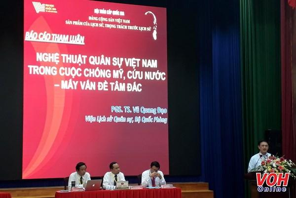 党建:进一步肯定党对越南革命事业的作用 hinh anh 2
