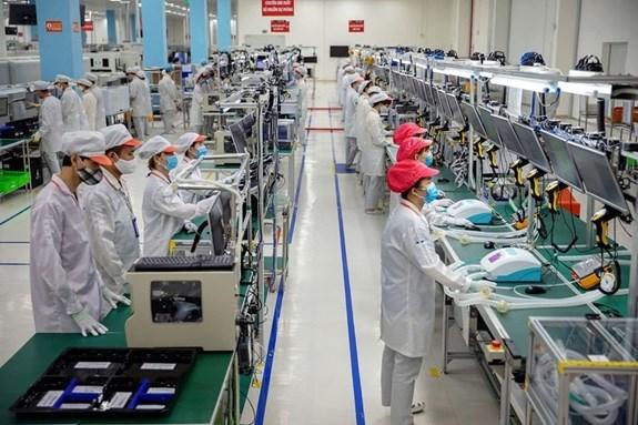 """""""越南制造""""呼吸机即将出口到国际市场 hinh anh 1"""