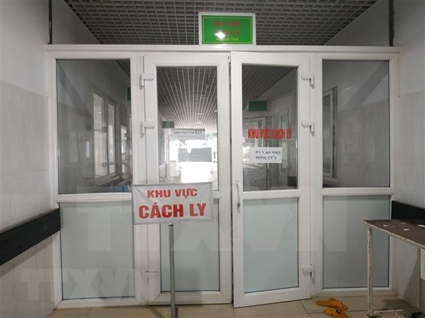 胡志明市出现一例白喉病例 hinh anh 1