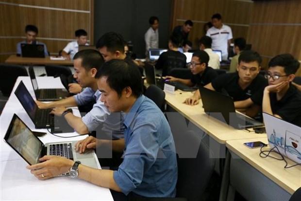 加强东盟各国在防止网络攻击的互联互通 hinh anh 1