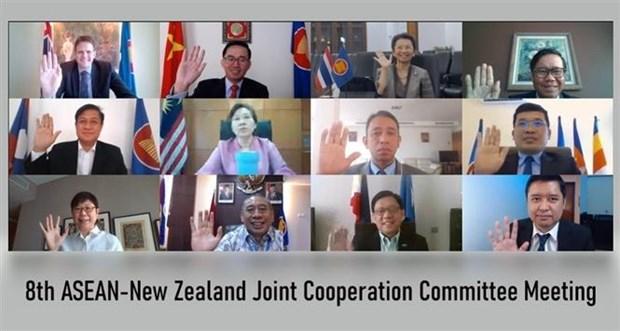 2020东盟轮值主席年:东盟与新西兰承诺进一步加强和深化战略伙伴关系 hinh anh 1